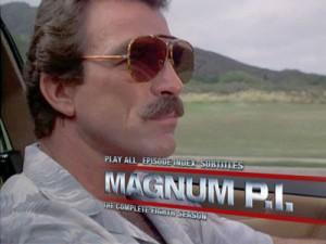 Magnum - Tom Selleck